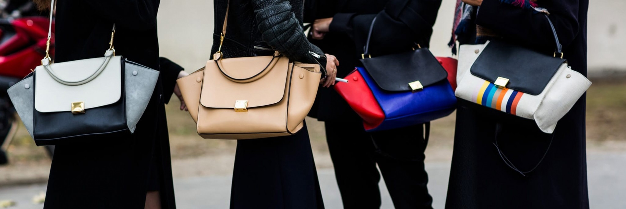 10 حقائب أساسية يجب أن تحتويها خزانتك